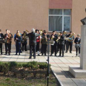 В гр. Шабла отбелязаха 143 г. от Освобождението с тържествен концерт