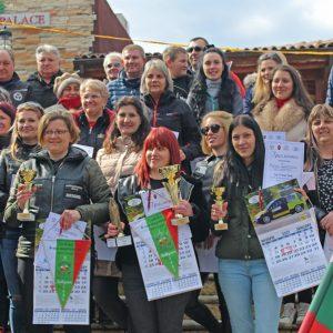 Дамски адреналин и мото-донъти на XVII Осмомартенско рали в Добрич