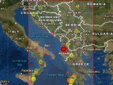 Десетки ранени при земетресението в Албания, много разрушения…