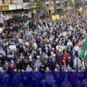 Ливанската полиция за размирици разкъсва протестиращите в Бейрут /ВИДЕО/