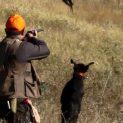 Ловец простреля по невнимание свой колега по време на излет