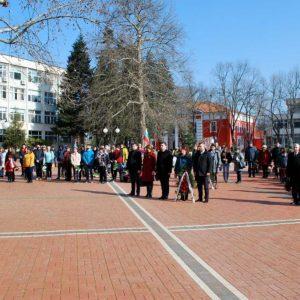 На 3 март Генерал Тошево бележи възкресението на българската държава