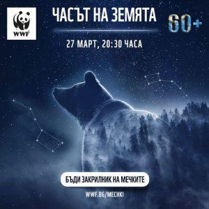 """Община град Добрич се включва в световната инициатива """"Часът на земята""""2021"""