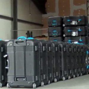 При строги мерки за сигурност: Машините за гласуване се разпределят в област Добрич