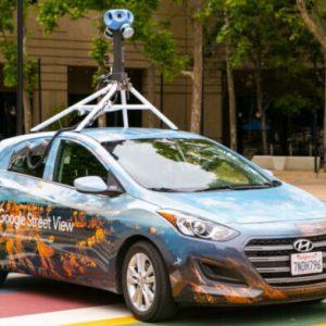 Google Street View и колите на компанията, които отново тръгват из България