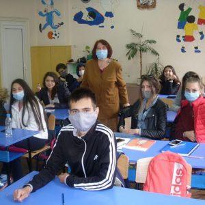 Кампания срещу СПИН проведоха ученици от Генерал Тошево