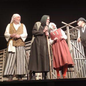 Опак свят: Жени поемат управлението на общината в Добрич, в комедията на Стефан Спасов